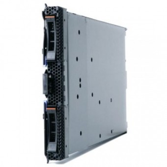 """IBM HS23, 1x Xeon 6C E5-2640 (2.5GHz/1333MHz/15MB/95W ), 4x4GB 1.35V RDIMM, noHDD 2.5"""" SAS (up2)"""