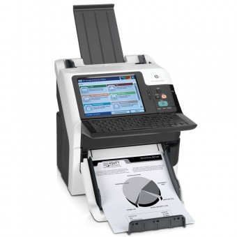 Документ сканер HP Scanjet Enterprise 7000n (L2709A)
