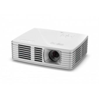 Acer projector K130, DLP 3D, LED,WXGA, 10000:1, 300 Lm, HDMI, Auto Keystone, USB, SD, 2Gb memory,Ba