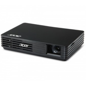 Acer projector C120, Pico LED, WVGA, 2000:1, 100 Lm,USB power,180g,Bag, replace EY.JC405.001 (C112)