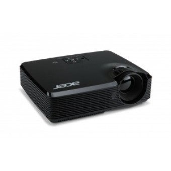 Acer projector P1220, DLP 3D, CBII, ECO, ZOOM, XGA 1024x768, 2.3KG, 3000:1, 2700Lm, HDMI, bag, repl