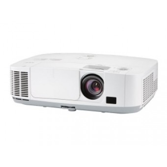 NEC projector P350W LCD, Ultra Short Throw, 1280 x 800 WXGA, RJ45, 3500lm, 2000:1, 3.9kg, HDMI, VGA