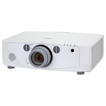 Проектор NEC PA550W (без линз)