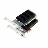 PNY NVS 300 512MB PCIEx1 DMS59 to 2xVGA Retail