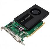 PNY Quadro K2000 2GB PCIE 2xDP DVI bulk