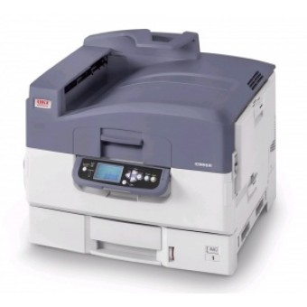 OKI C9655DN color laser (LED) printer (A3+, 36/19 ppm (color A4/A3), 40/21 ppm (black A4/A3), Duplex