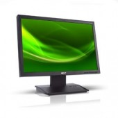"ACER 21,5"" V225HQLAbd LED, 16:9, 1920x1080, 5ms, 200 cd/m2, 100Mln:1, 90°/65°, D-Sub, DVI, Black"