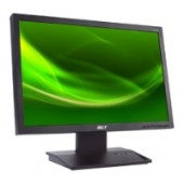 "ACER 20"" V203HVCb, 1600x900, 5ms, 200cd/m2, 10000:1, 160°/160°, D-Sub, MPRII, Black"