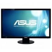 "ASUS 27"" VE276Q, 16:9, 1920x1080, 170°/160°, 16,7mln, 300 cd/m2, 2ms, 100000:1, D-Sub,DVI-D,HDMI,Dis"