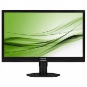 "Philips 24"" 241S4LCB/01 LED, 1920x1080, 16:9, 5ms, DVI, Black"