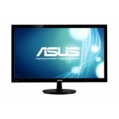 "ASUS 23"" VS238H LED, 1920x1080, 5 ms, 170°/160°, 16,7mln, 250 cd/m, 50 Mln:1, D-Sub, DVI-D, HDMI, Bl"