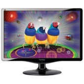 "ViewSonic 22"" VA2232wa, 1680x1050, 5ms, 300cd/m2, 1000:1(100K:1), 170°/160°, TCO'03, Black/Silver, ("