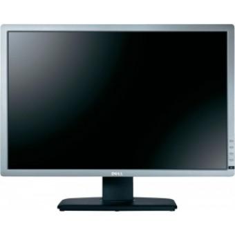 "Dell UltraSharp U2412M 24""Monitor BK/SL(S-IPS LED;300cd/m2;1000:1;8ms;1920x1200;178/178;D-Sub, DVI(D"