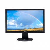 "ASUS 18.5"" VW190DE, 1366x768, 200 cd/m2, 5ms, 50K:1, 90/60, D-Sub, Black"
