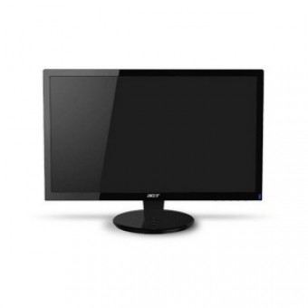 """Acer 18.5"""" V193HQLHb, LED, 1366x768, 5 ms, 200 cd/m2, 100Mln:1, 90/65, 5ms, D-sub, Black"""