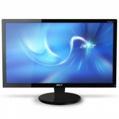 ACER 20 P206HVb, 1600x900, 5ms, 200cd/m2, 5000:1, 90°/65°, D-SUB, MPRII, Black