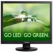 ViewSonic 19 VA925-LED, 1280x1024, 5ms, 250cd/m2, 1000:1(10Mln:1), 170°/160°, Black
