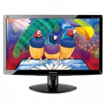 """ViewSonic 20"""" VA2038w-LED (16:9HD), 1600x900, 5ms, 250cd/m2, 10M:1(DC), 170°/160°, D-Sub&DVI-D, Glos"""