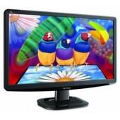 "23"" ViewSonic, VX2336S-LED, IPS, 6ms 16:9, D-sub, DVI-D, Black"
