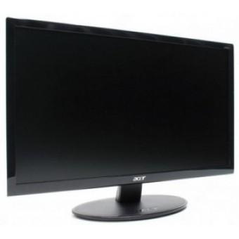 """ACER 23"""" A231Hbd 1920x1080, 5ms, 300cd/m2, 80000:1(DFC), 160°/160°, D-Sub, DVI(w/HDCP), Glossy Black"""