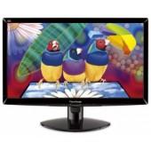 """Viewsonic 19.5"""" VA2037a, LED, 1600x900, 250 cd/m2, 10M:1, 170/160, 5ms, D-sub, DVI, колонки, Black"""