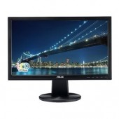 "ASUS 18.5"" VW197DR LED, 16:9, 1366x768, 5 ms, 170°/160°, 16,7mln, 250 cd/m, 50 Mln:1, D-Sub, Black"