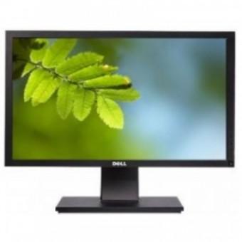 Dell E2311H 23 LED Monitor BK/BK(TN;250cd/m2;1000:1;5ms;1920x1080;160/170;D-Sub, DVI(D), DP;Height