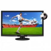 """27"""" Philips 273G3DHSB/01 Black TN LED 2ms 16:9 HDMI 3D 3D Glasses"""