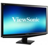 """Viewsonic 24"""" VA2447, LED, 1920x1080, 250 cd/m2, 10M:1, 170/160, 5ms, D-sub, DVI, Black"""