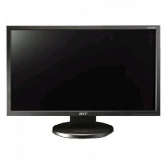 """ACER 23.6"""" V243HQLbd, LED, 16:9, 1920x1080, 2ms, 300cd/m2, 12M:1, 170°/160°, D-SUB, DVI, Black"""
