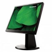 "Lenovo ThinkVision Monitor L1900p wide 19"" 1280x1024 170°/170°, 800:1, 250cd/m2, 5ms, 0.294mm, VGA/D"