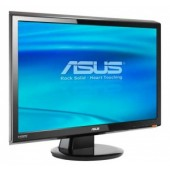 """ASUS 23.6"""" VH242H, 16:9, 1920x1080, 5 ms, 16,7mln, 170°/160°, 20000:1 ASCR, 300 cd/m, DVI, D-Sub, HD"""