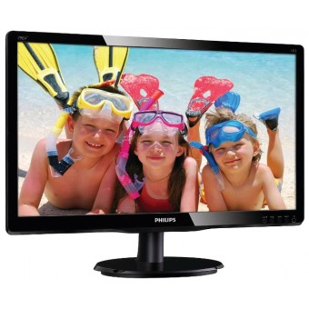 "Монитор Philips 19"" 196V4LSB2/01"
