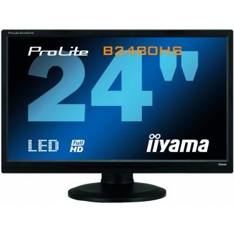 "Монитор Iiyama 24"" ProLite B2480HS-B1"