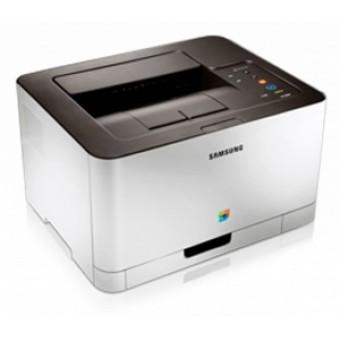 Samsung CLP-365 цветной лазерный принтер (A4, 18/4ppm, 2400x600, 32Mb, USB2.0)