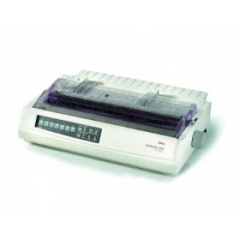 OKI Матричный принтер ML3391 : 24-х игольчатый, 136 колонок, скорость печати до 390 зн./сек., USB