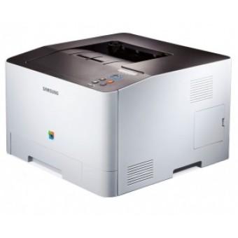 Samsung CLP-415NW цветной лазерный принтер (A4, 18/4ppm, 2400x600, 256Mb, USB2.0, Wi-Fi)