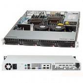 Платформа серверная SuperMicro SYS-6017R-TDF 1U