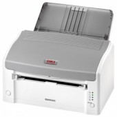 OKI B2200 laser (LED) printer (A4, 1200x600dpi, 20ppm, 8Mb, 2trays 1+150, USB)