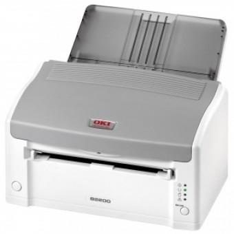 OKI B2200 laser (LED) printer (A4, 1200x600dpi, 20ppm, 8Mb, 2trays 1+150, USB)