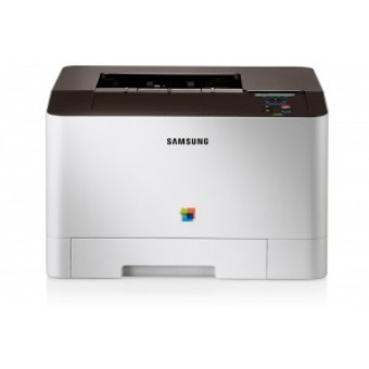 Samsung CLP-415N цветной лазерный принтер (A4, 18/4ppm, 2400x600, 256Mb, USB2.0)