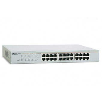 Коммутатор Allied Telesis 24x1||100|1000TX unmanged switch (AT-GS900|24-XX)