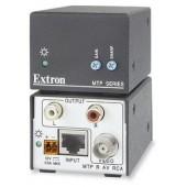 Блок приема MTP R AV RCA сигналов Composite Video/Аудио по UTP-кабелю, разъем RCA