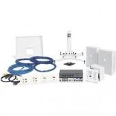 Комплект для видео, аудио переключения, контроля и монтирования проектора PVS 401