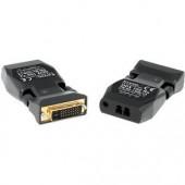 Блок передачи DDX 102 Tx сигнала DVI-D Dual Link по двум многомодовым оптоволоконным кабелям с разъемами LC