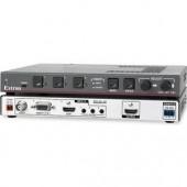 Преобразователь видеосигналов DSC 301 HD, 1 вход HDMI, 1 вход композитного видео, 1 вход RGBHV, 1 выход HDMI, HDCP-совместимый, скалирующий