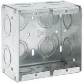 Монтажная коробка JB 225, глубина 63.5 мм, двойная