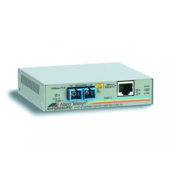 Медиа-конвертер Allied Telesis AT-FS202