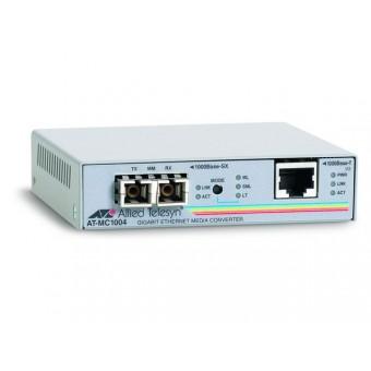 Медиа-конвертер Allied Telesis AT-MC1004