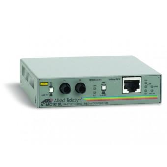 Медиа-конвертер Allied Telesis AT-MC101XL